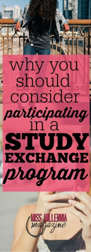 If you are hesitating about whether or not you should take part in a study exchange program, here are reasons why you should consider going for it.