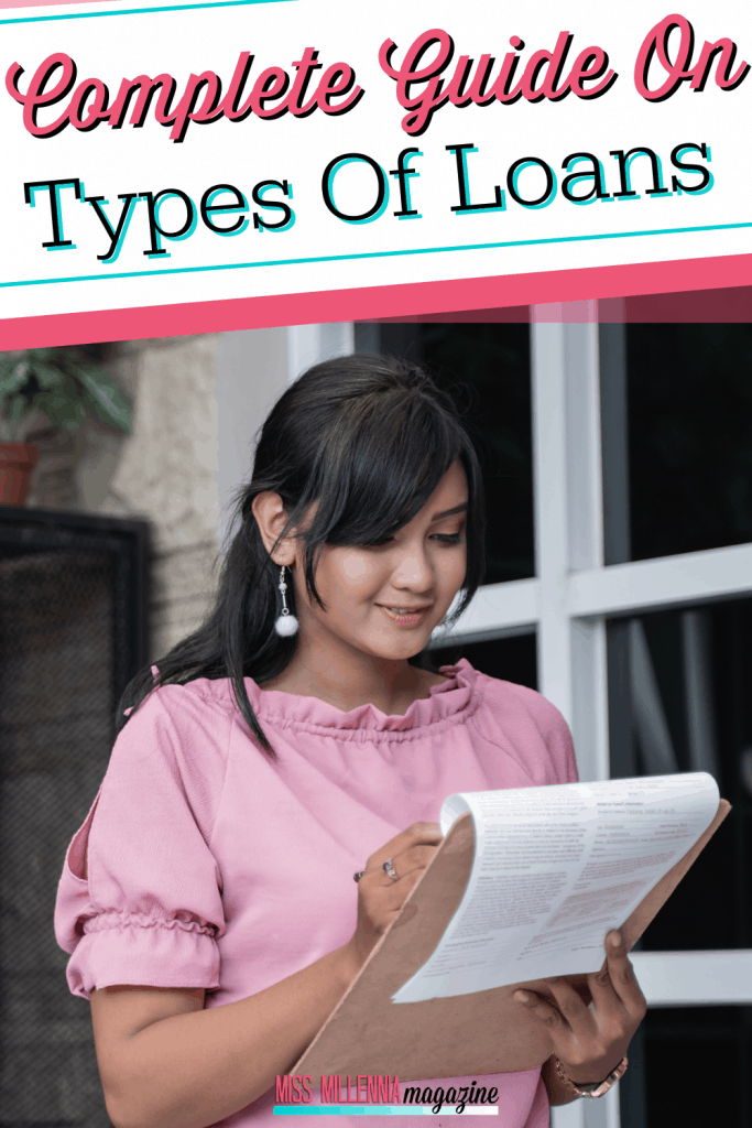 Complete Guide on Types of Loans