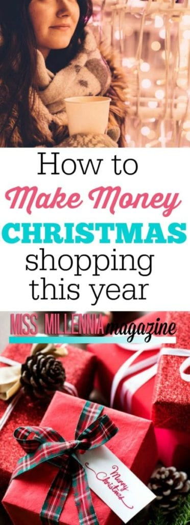 Yes, I actually make money Christmas shopping last year. If you are wondering how. I used a cool free tool you may have heard of.