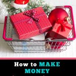 Earn Money Christmas Shopping