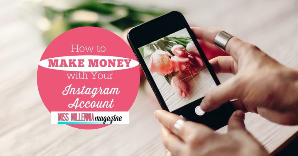 how to earn money with your instagram