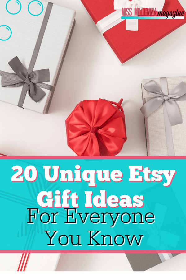 20 Unique Etsy Gift Ideas For Everyone You Know