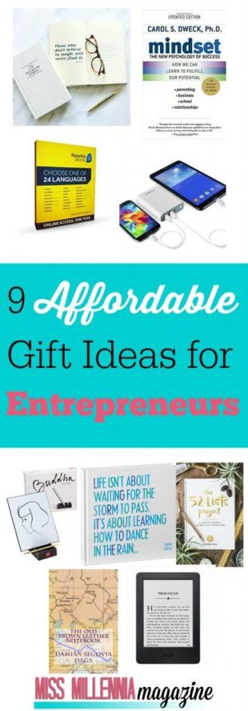 Gift Ideas for Entrepreneurs