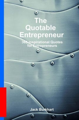 The Quotable Entrepreneur book