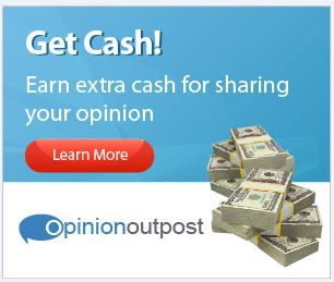 Adulting is hard. Earn extra cash easily for sharing your opinion at Opinion Outpost.