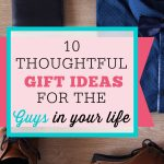 10 thoughtful gift ideas