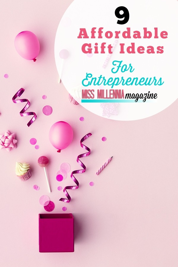 9 Affordable Gift Ideas for Entrepreneurs