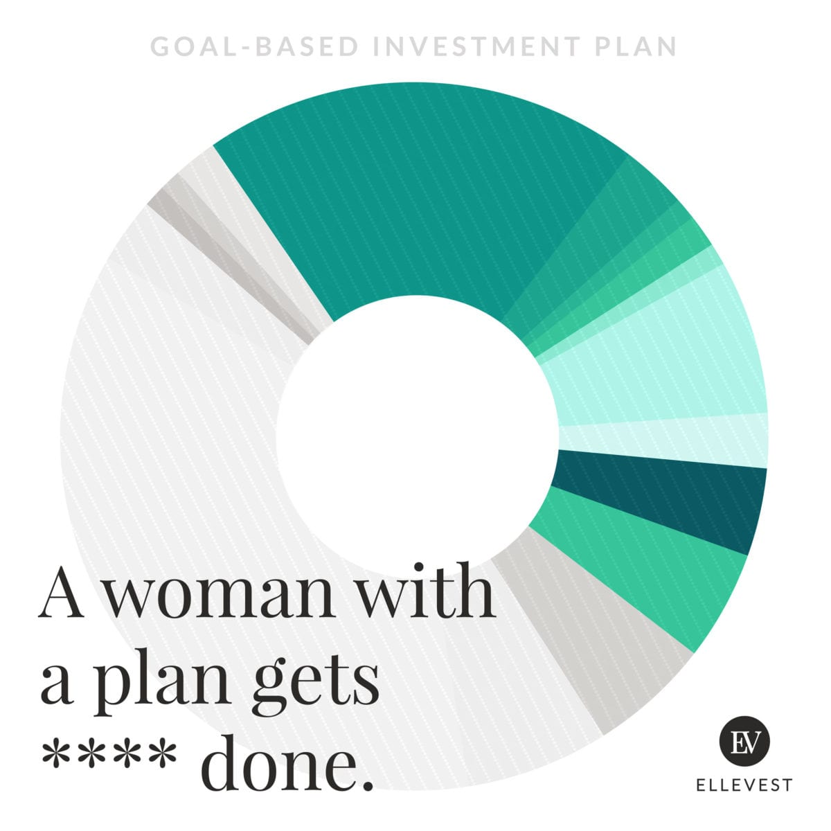 Step forward in your adulting stage and start a goal-based investment plan in Ellevest