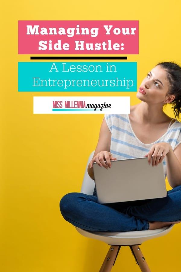 Managing Your Side Hustle