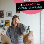 Lesson in Entrepreneurship