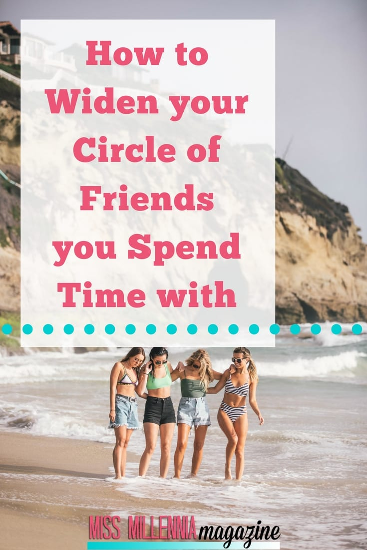 How often do you get to meet up with your friends in person or even chat with them on the phone? We'll provide you with some reliable ways to improve your circle of friends and build stronger friendships in the long-term.