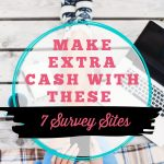 Extra Cash with Survey Sites