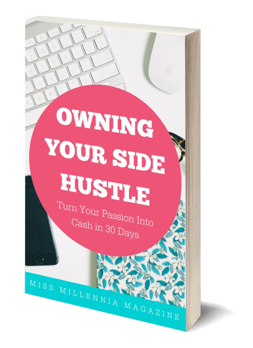 Guide on creating a money-making side hustle