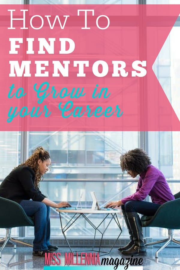 Find Mentors to Grow Career