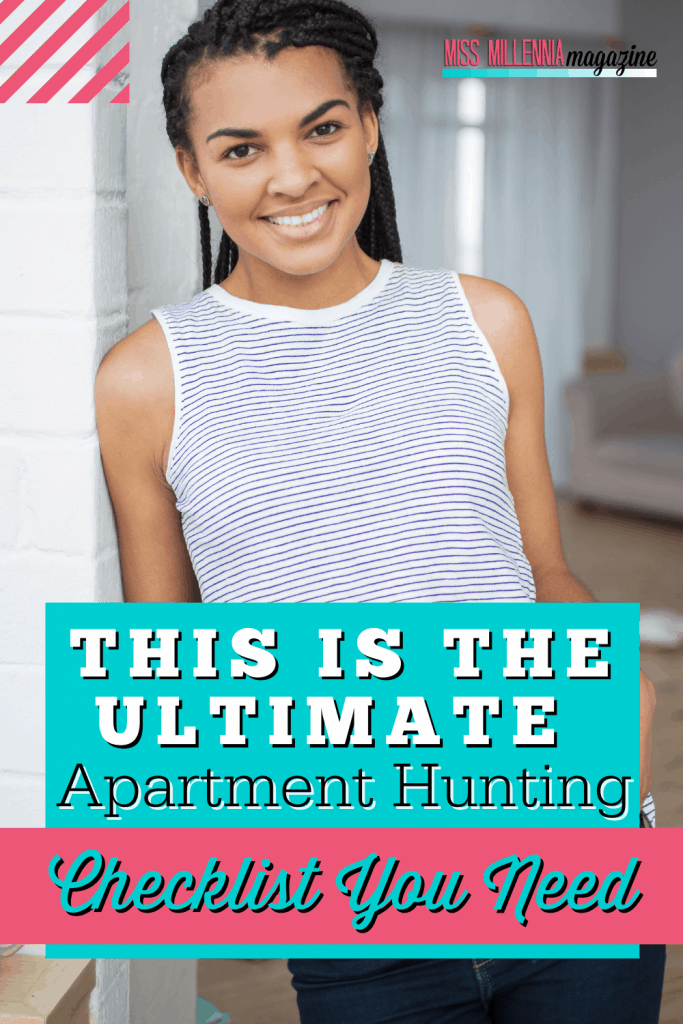This Is The Ultimate Apartment Hunting Checklist You Need