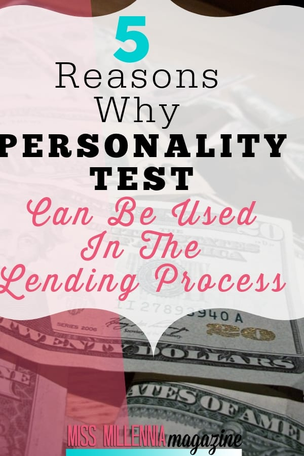 Psychometrics is a scientific way of tracking our cognitive abilities &mental processes. Here, I'll discuss why this could revolutionize the lending process.