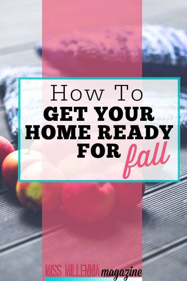 Read on to discover your Autumn checklist – a list of projects and tasks you should think about completing so your home is ready for fall.