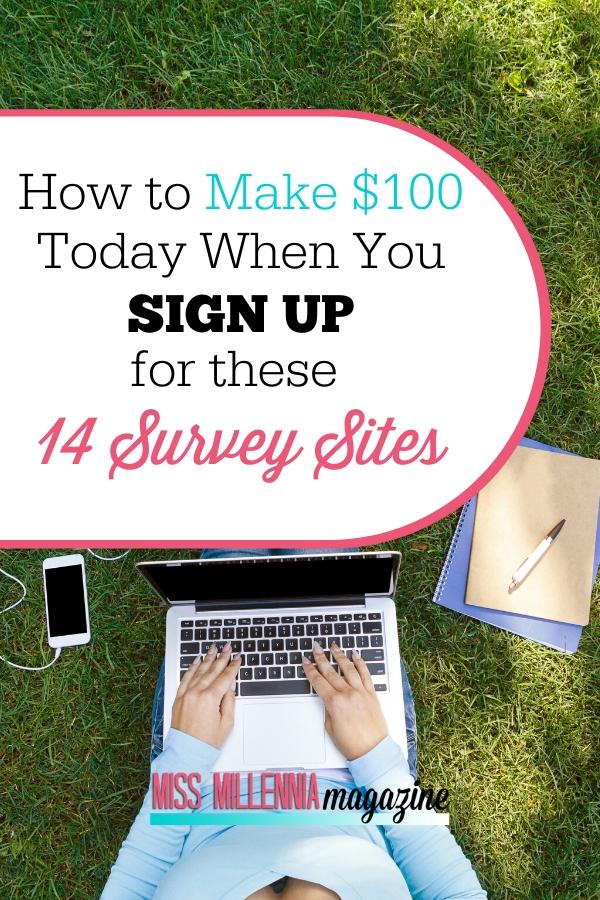 14 Survey Sites