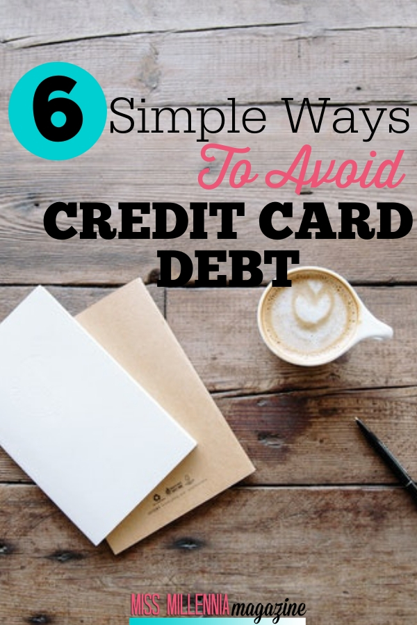 Shopping on credit is all fun and games until you can't pay your bills. Get your finances in order with my top ways to avoid credit card debt!