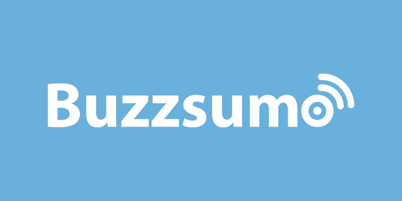 buzzsumo best tools for bloggers