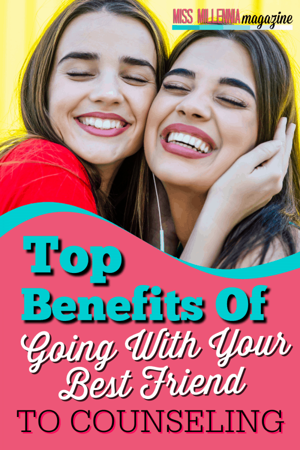 Top Benefits Of Going With Your Best Friend To Counseling