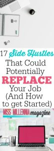 17 Hustles that could Replace your Job