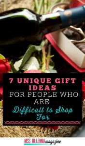 Unique Gift Ideas for People