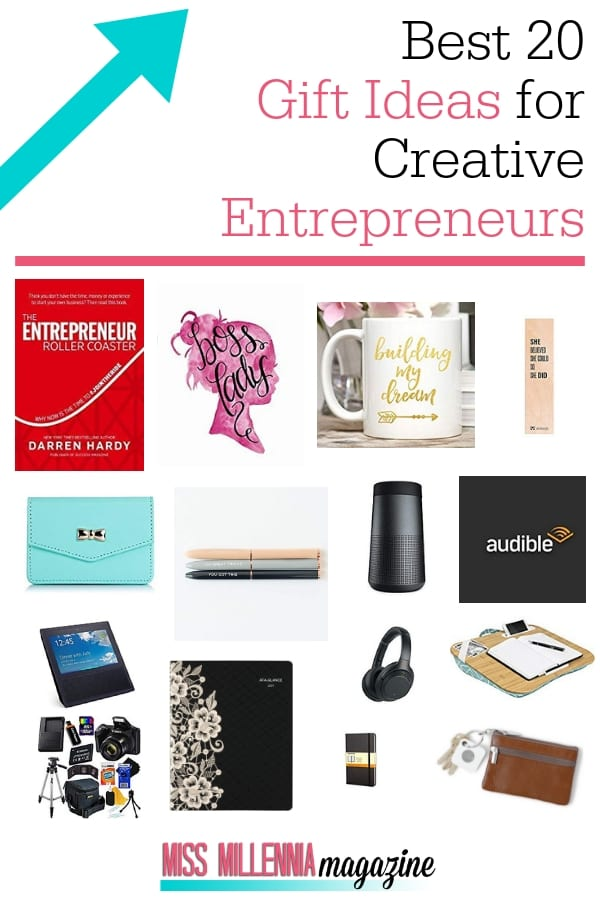 Looking for gift ideas for entrepreneurs in your life? This list contains the perfect gift ideas for any entrepreneur. Check it out!