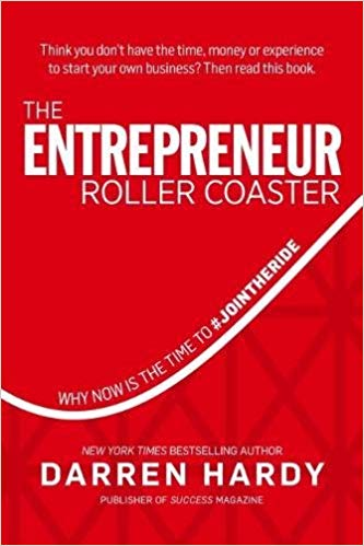 The Entrepreneur Roller Coaster Book: gift ideas for entrepreneurs
