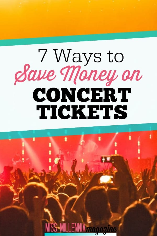 Enjoy great music without breaking the bank. Here are seven strategies that will help you or that music lover in your life to save money on concert tickets.