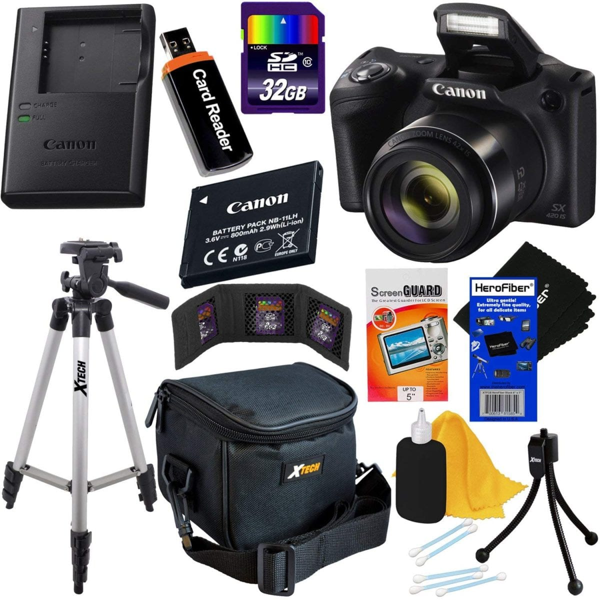 Canon Camera and Accessories gift ideas for entrepreneurs
