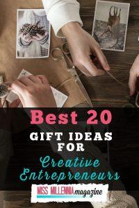 Gift Ideas for Creative Entrepreneurs