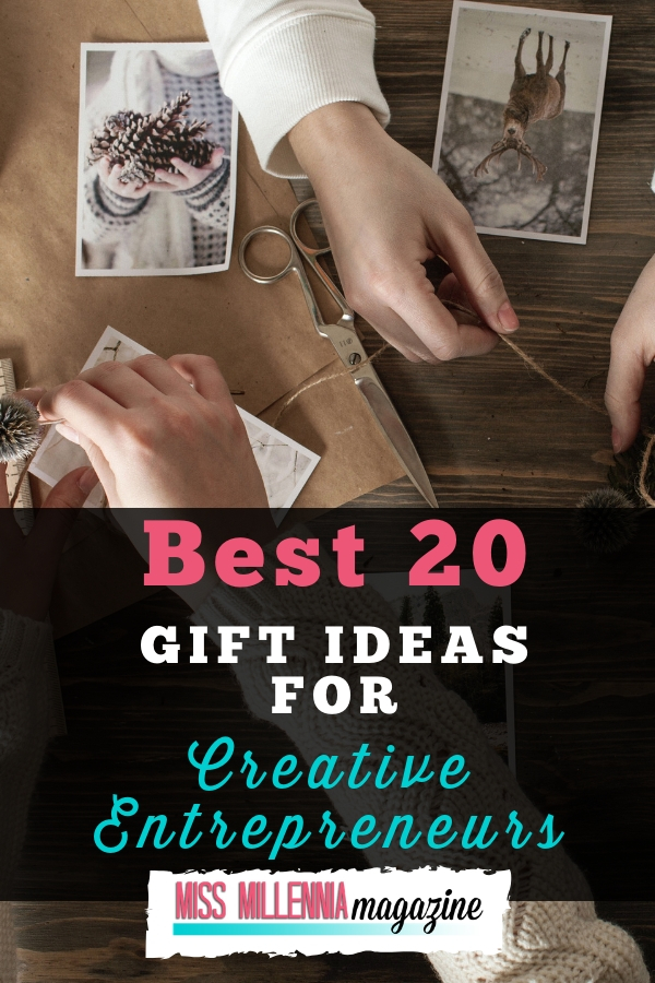 Gift Ideas for Creative Entrepreneurs