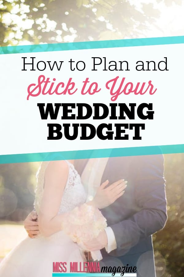 How to Plan and Stick to Your Wedding Budget