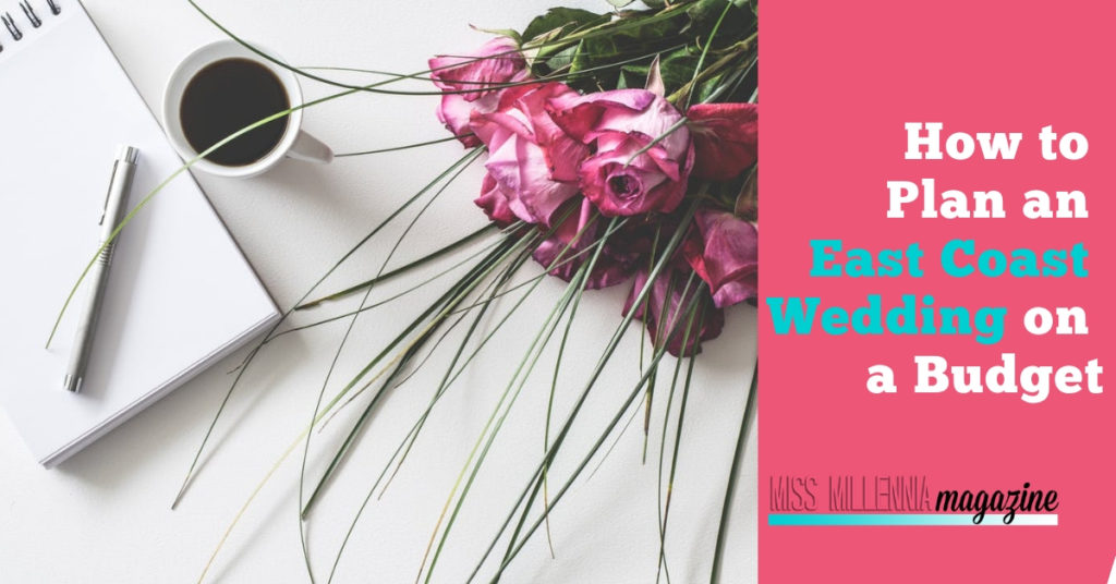 How to Plan an East Coast Wedding on a Budget fb