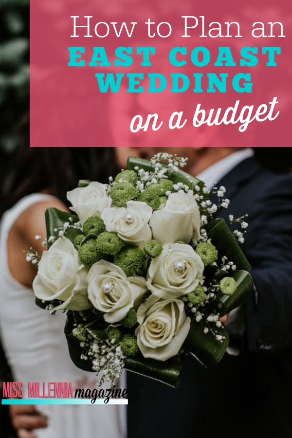If you're committed to making it work on a tight budget, it's possible to tweak minor details that end up saving you thousands for your east coast wedding.