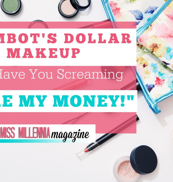 Glambot's Makeup have you Screaming