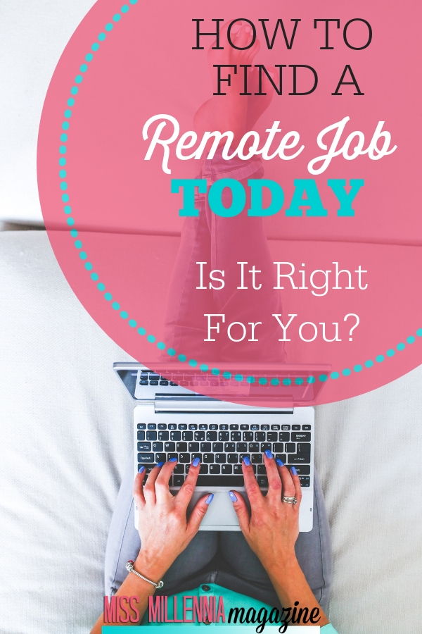 How to find a remote job today