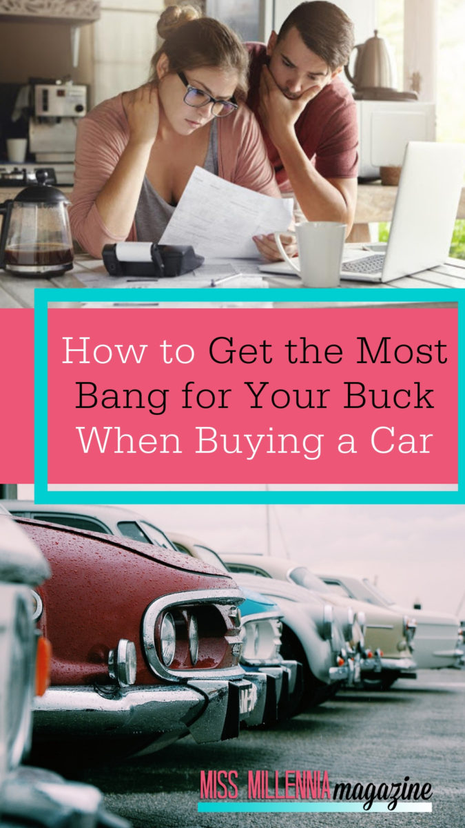 thinking well before buying a car