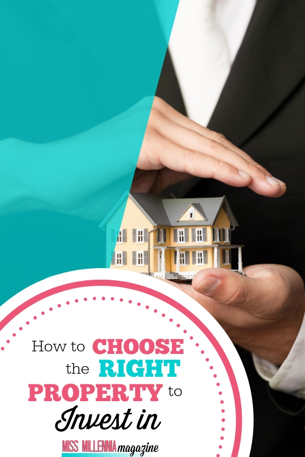 How to Choose the Right Property to Invest In pin