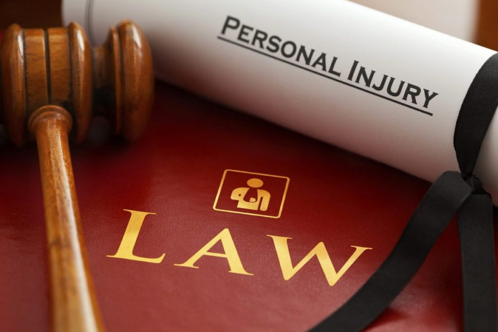personal injuries during vacation law