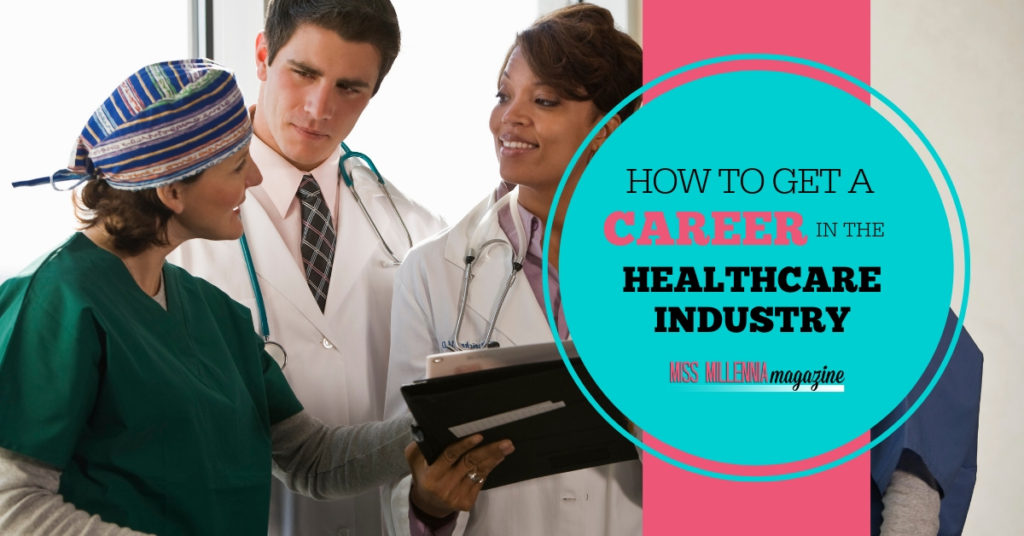 How to Get A Career In The Healthcare Industry fb