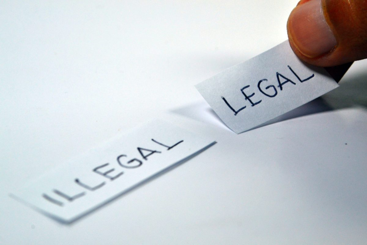 legal and illegal -know the law if you are an aspiring entrepreneur