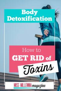Get Rid of Toxins
