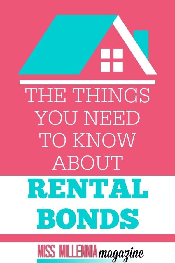 The things you need to know about rental bonds pins