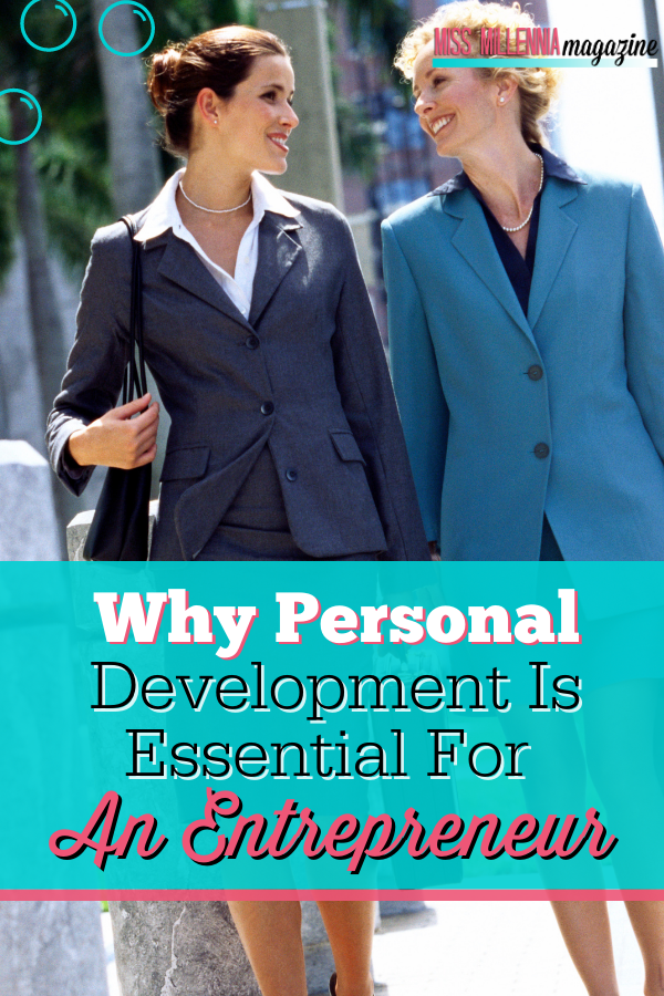 Why Personal Development Is Essential For An Entrepreneur