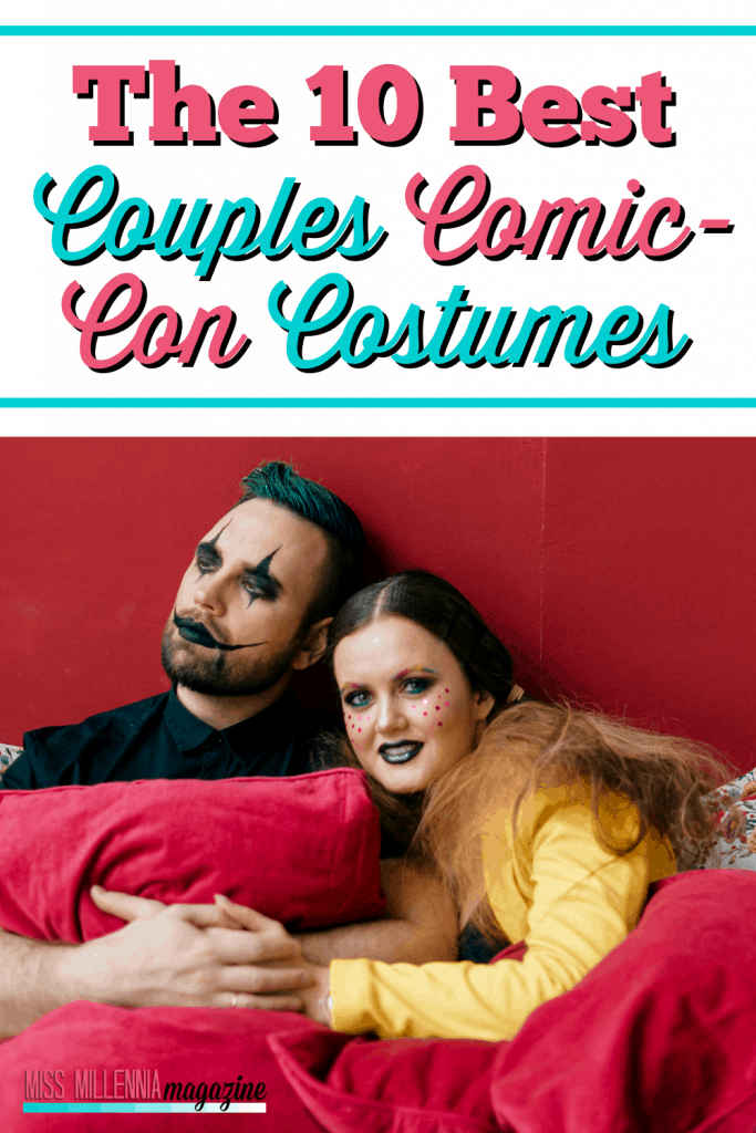 The 10 Best Couples Comic-Con Costumes
