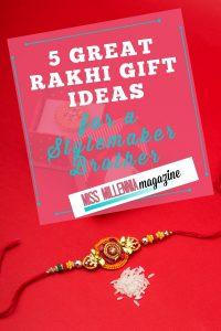 5 Best Rakhi Gift Ideas