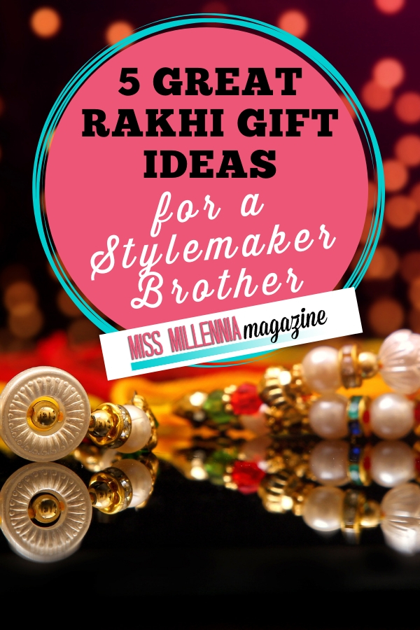 Buying the right gift for a fashion freak is not as it seems. There is deep inside fear which haunts you every time while buying gifts if your brother will like your gift or not. Check out the below-listed gifts that we have specially curated keeping in mind your brother's fashion craze. We hope that you will definitely find the perfect gift for your style maker.