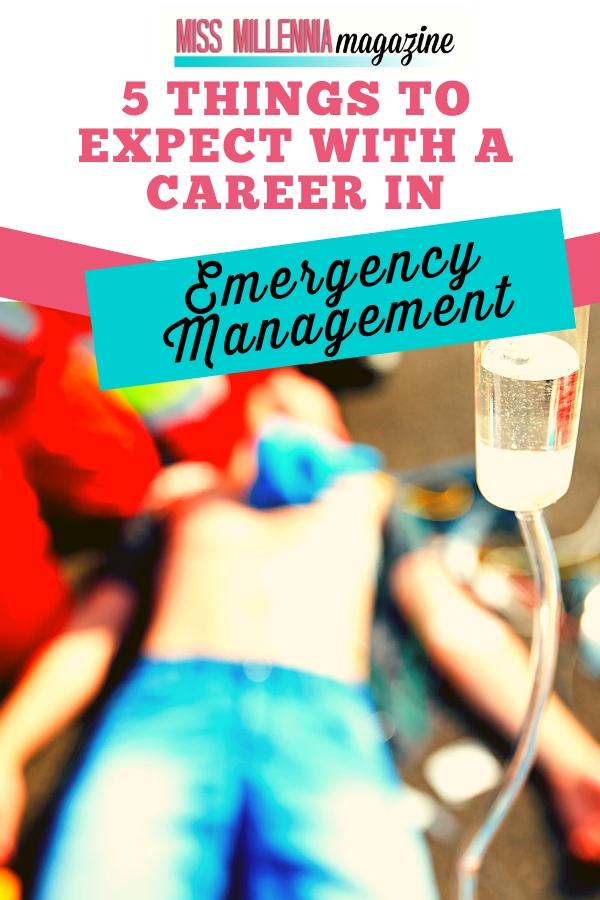 Expected Things is Emergency Career